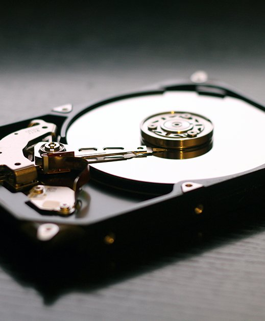 Internals of a Hard Drive